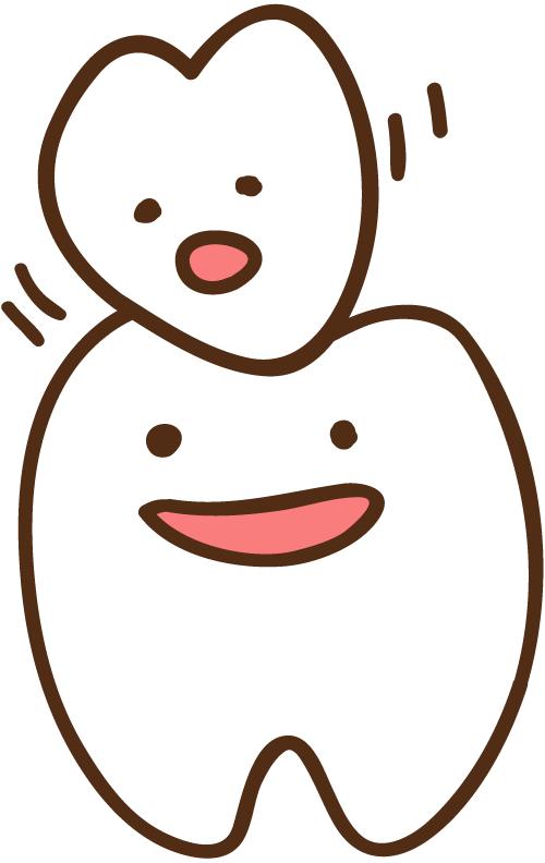 歯 キャラクター イラスト