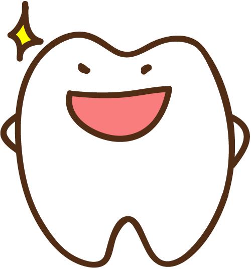 えっへん歯 キャラクター イラスト